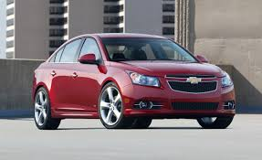 2011 Chevrolet Cruze Priced from $16,995 | Car and Driver Blog