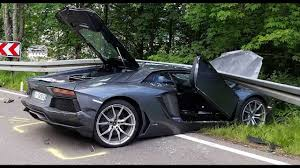 Expensive Luxury Supercar Crash Fails Best Of Youtube