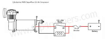 12v air compressor wiring diagram 12v image wiring 2007 toyota 4runner onboard air compressor on 12v air compressor wiring diagram