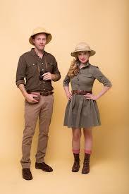 zookeeper costume diy.  Diy Easy Halloween DIY Costume Ideas For Couples Safari Couple And Zookeeper Diy