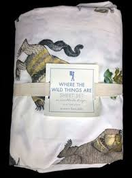 where the wild things are bedding pottery barn designs