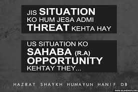 Quotes About Opportunity 83 Amazing Threat Opportunity IslaheNafs