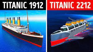 Was, wenn wir aus der Titanic ein Raumschiff machen? - YouTube