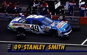 NASCAR Racing Champions Blog: Stanley Smith #49 Ameritron Batteries  Chevrolet