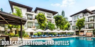 boracay s best four star hotels
