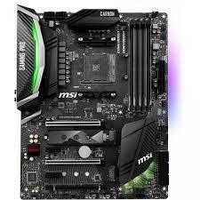 Msi Mystic Light Cpu Temperature Msi X470 Gaming Pro Carbon Motherboard