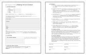 X Wedding Venue Contract Examples – Bbfinancials.info