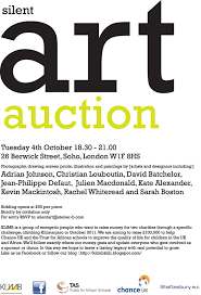 Auction Invitations Examples Silent Auction Invitations