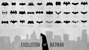 Evolution Of Batman Wallpaper Batman Infographics