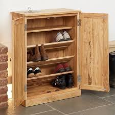 image baumhaus mobel. Baumhaus Mobel Oak Shoe Cupboard (COR20A) Image