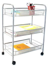 3 tier carts with wheels excellent kitchen carts on wheels decor mesh rolling cart utility cart