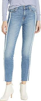 Amazon Com 7 For All Mankind Womens Ankle Skinny In Sloan