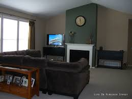 Painting Accent Walls In Living Room Photo Library Of Paint Colors Life On Virginia Street