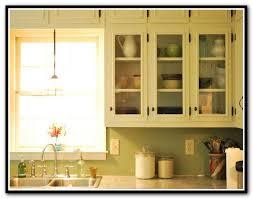 diy cabinet doors with glass