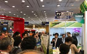 google taiwan office. director general joseph ma addressed taiwan pavilion at intersolar north america google office