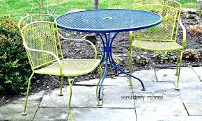 spray painting metal furniture spray paint for metal furniture lovely repainting outdoor or patio painting refinish spray painting metal furniture