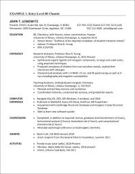 3 Critical Mistakes To Avoid On Your First Ever Resume Sample