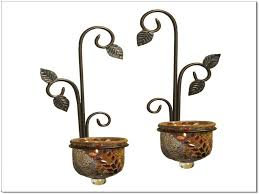 gray wall sconces glass magnifying mount votive sconce imposing candle replacement hanging hers hurricane her holder