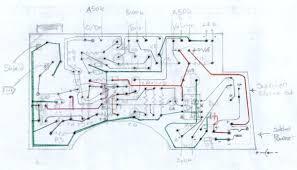 danelectro honeytone repair modifications click for component list