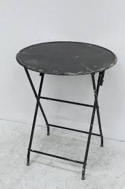 metal folding table outdoor rustic round folding small side metal outdoor table small metal folding outdoor