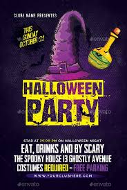 Costume Contest Flyer Template Best Of Halloween Flyer Templates Free And Premium Flyer