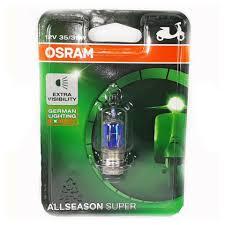 osram all season super 1 leg 12v 35 35w