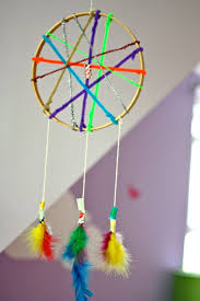 How To Clean Dream Catchers preschool dreamcatcher craft Google Search preschool pajama 2