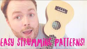 Strumming Patterns For Ukulele Simple 48 MUSTLEARN STRUMMING PATTERNS EASY UKULELE TUTORIAL YouTube
