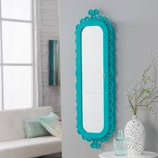 fullsize of mind uncategorized jewelry armoire over door mirror cabinet furniture turquoise wooden