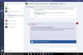 microsoft teams rolls out to office 365 customers worldwide pc and we ve addressed numerous customer requests adding the ability to email a channel including attachments send messages markdown based formatting