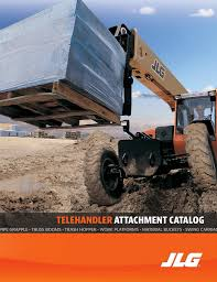 10k Lull Load Chart Telehandler Attachment Guide Manualzz Com
