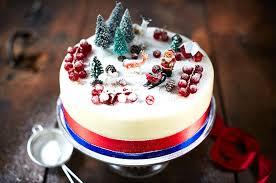 Bees Bakerys Perfect Christmas Cake Recipe Jamie Oliver