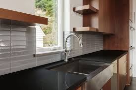 silestone quartz iconic black countertop