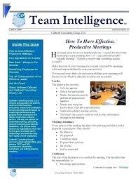 Wellness Newsletter Templates Safety Newsletter Template Metabots Co