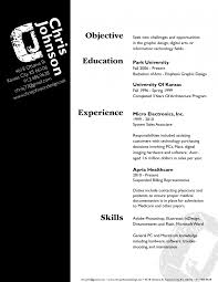 Graphic Design Resume Objective Statement Marketing Resume Objective Samples Resumes Design The Relic 8
