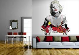 Pretty Marilyn Monroe Themed Bedroom 68 as well House Design Plan ...