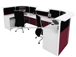 front office table. Office Reception Front Desk-Table OFMFO9111 Table K