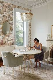 velvet crush love the feminine feeling in this historic dining room those grey velvet