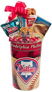 philadelphia gift baskets the philly sport lover s phillies gift basket