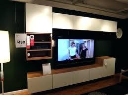 ikea tv stand doors cabinet interior stands cabinets pertaining ikea besta tv bench doors