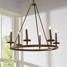 candle style chandelier
