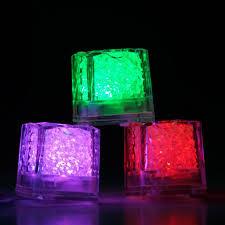 Led Lights For Centerpieces Details About 24 Submersible Cube Led Lights For Centerpieces Wedding Party Decorations Sale