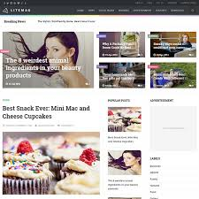 best news template for blogger 65 best free blogger templates