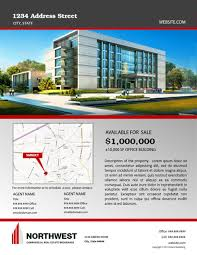 office space for lease flyer commercial real estate flyers oyle kalakaari co