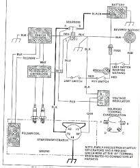 1999 ez go electric golf cart wiring diagram ezgo gas ez