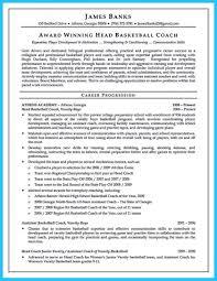 Assistant Basketball Coach Sample Resume Highchool Basketball Coach Resume Nice Looking Proample Job 13