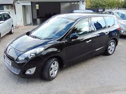Used Renault Grand Scenic DYNAMIQUE TOMTOM DCI | Gronant Car Sales
