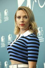Scarlett Johansson says 'Marriage Story ...