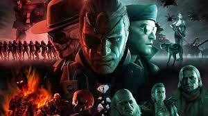 648920 Title Video Game Metal Gear ...