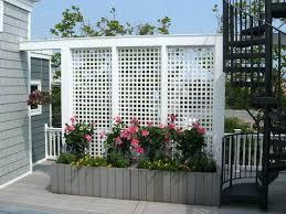make a privacy screen lattice privacy screen for deck privacy screen outdoor